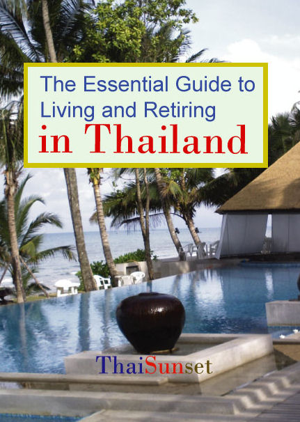 bookcover Essential Guide to Living and Retiring in Thailand